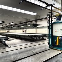 New 120m installation active in the Italian plant