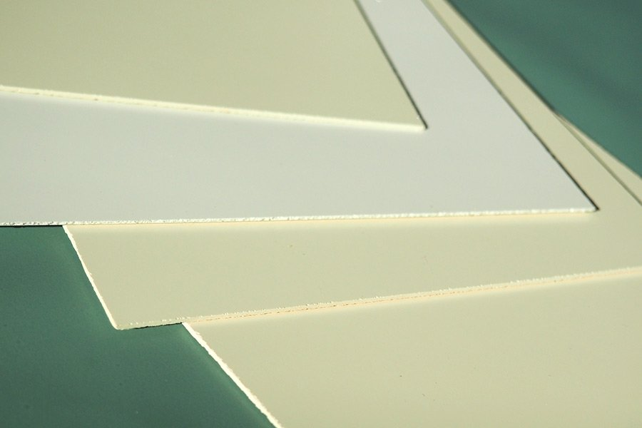 Veil glass surfacing mat fibreglass laminate
